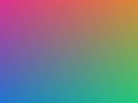 sl color rainbow blur gradation wallpaper