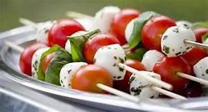 Tomate Mozzarella Spieße : mozzarella tomaten spie e apotheken umschau ~ Lizthompson.info Haus und Dekorationen