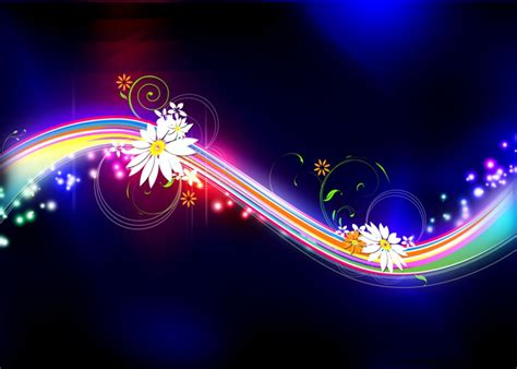 wall graphic design flower graphics design wallpaper wide free high Abstract