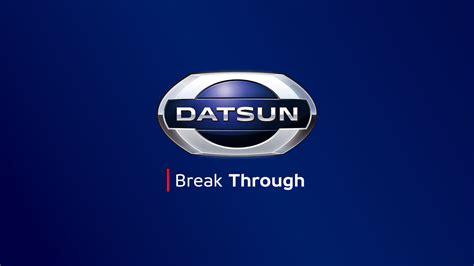 Datsun Logo by Datsun Go Gets Drive From Strong History In Sa Car