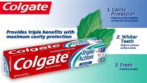 Colgate Triple Action   Colgate.co.za