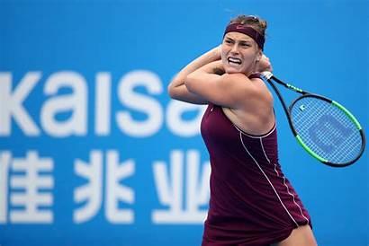 Sabalenka Tennis Shenzhen Mertens Open Doubles Aryna