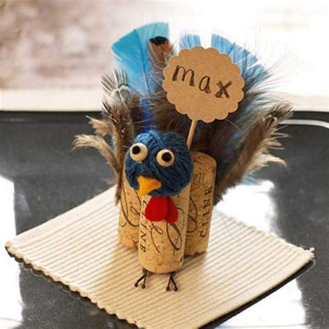 simple diy ideas  thanksgiving place cards amazing