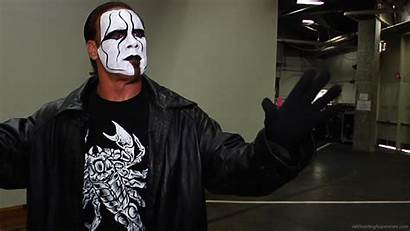 Sting Wwe Paint Face Wallpapers Wrestling