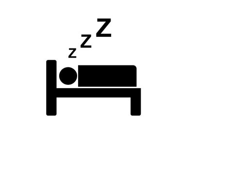 sleep icon mad meaning