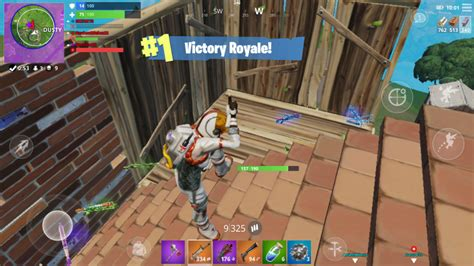 play fortnite mobile android  pc  mouse