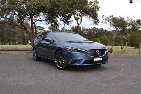 Mazda 6 Gt Wagon 2017 Review