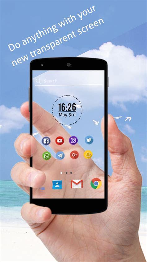 wallpaper hidup transparan  android apk