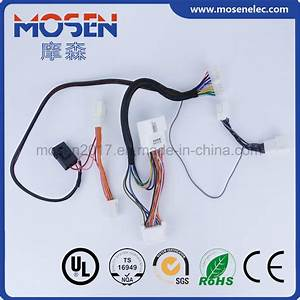 China Toyota Sun Roof Auto Wiring Harness Avss Wire Yazaki