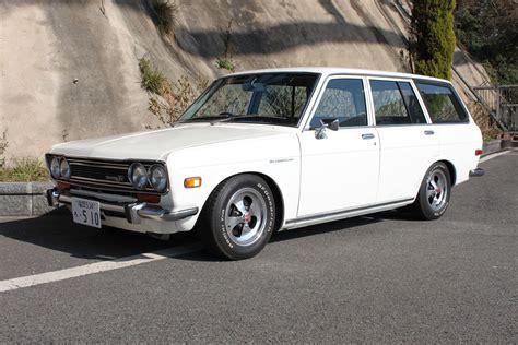 Datsun 510 Wagon by Datsun 510 Wagon Gear Datsun 510