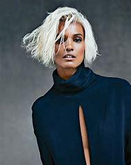 Liya Kebede Blonde