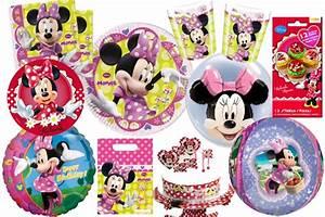 Bilder Und Dekoration Shop : ballonsupermarkt minnie mouse kindergeburtstag party sets mit luftballons ~ Bigdaddyawards.com Haus und Dekorationen