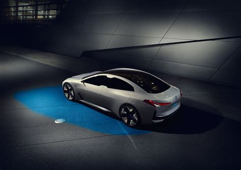 New Car Electrical Features by New Bmw Electric Car Bmw I Vision Dynamics Specifications