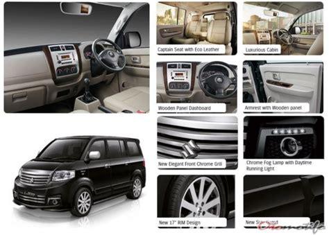 Suzuki Apv Luxury Modification by Harga Mobil Apv 2019 Review Spesifikasi Modifikasi