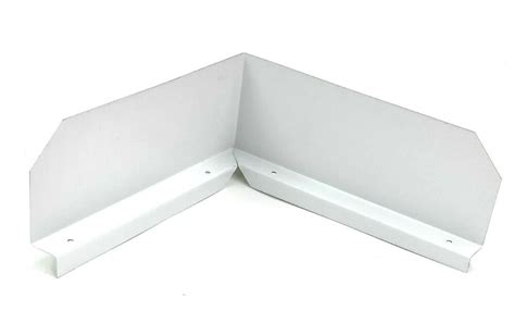 Want to get your guard card in a hurry? GUTTER VALLEY SPLASH GUARD-BENT (INSIDE CORNER) (3 CT)   eBay