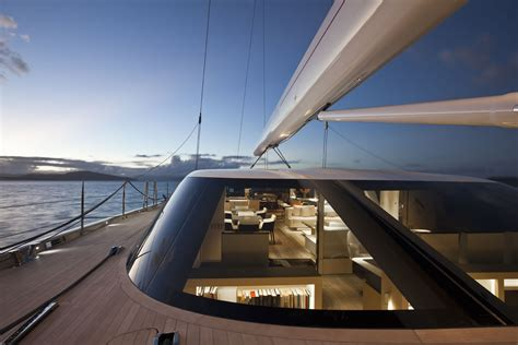 Yacht Zefira by S Y Zefira On Deck Yacht Charter Superyacht News