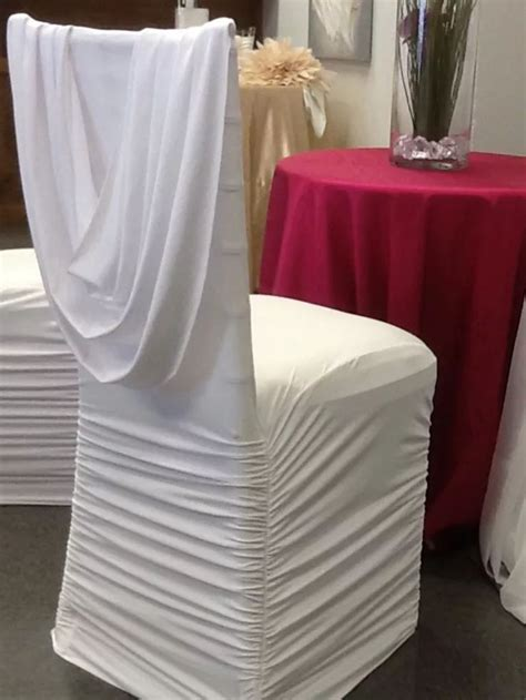 17 best ideas about chair covers on dining