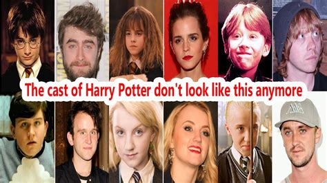 Don T Look The Bed Cast by The Cast Of Harry Potter Don T Look Like This Anymore
