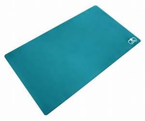Tapis Bleu Petrole : ultimate guard tapis de jeu monochrome bleu ~ Melissatoandfro.com Idées de Décoration