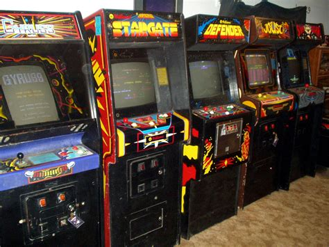 Melding Redemption With Arcade Video Games