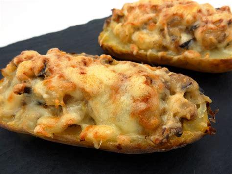 la cuisine aux images pommes de terre farcies aux shiitakes la tendresse en cuisine