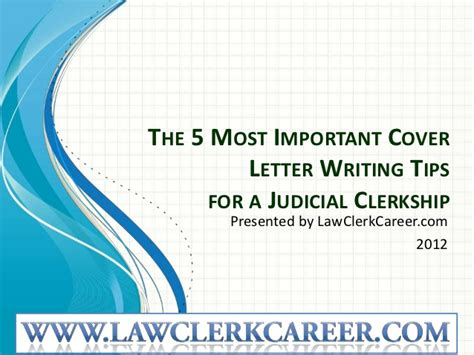 how important is a cover letter clerk career prospective seekers cover letter tips 33177