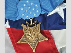 Medal of Honor Senior Chief Special Warfare Operator
