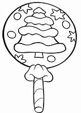Coloring Candy Pages Christmas Printable Cane Lollipop Template Lollipops Cookie Sucker Sheets Templates Swirl Candies Boys Halloween Getcolorings Adult Gingerbread sketch template