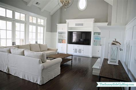 family room decor update  sunny side  blog