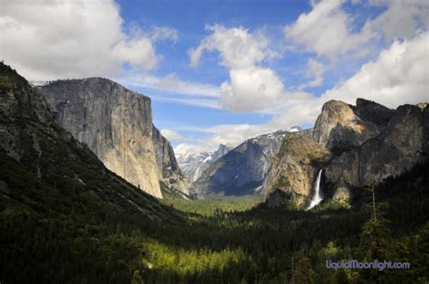 Awesome Places Around The World Yosemite National Park