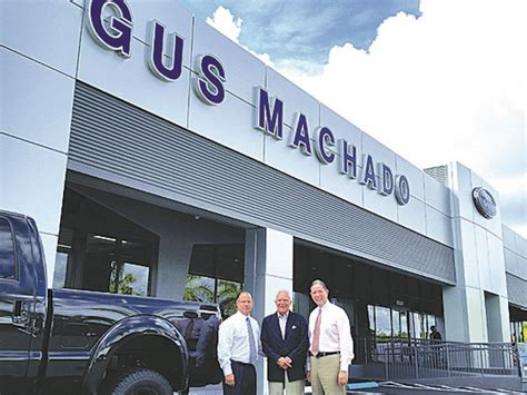 Gus Machado Ford South Florida New Used Ford Dealer .html