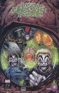 Insane Clown Posse Comics