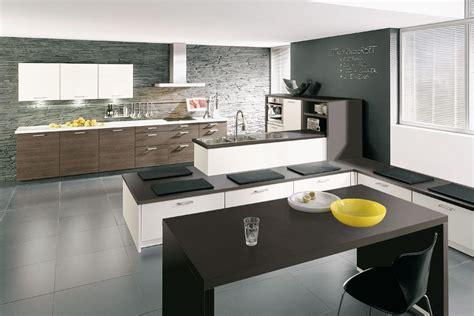 cuisine de luxe allemande cocinas de estilo minimalista