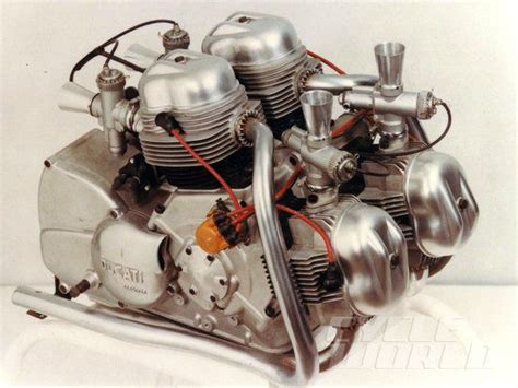 Ducati Apollo Prototype 1270 V4 Engine