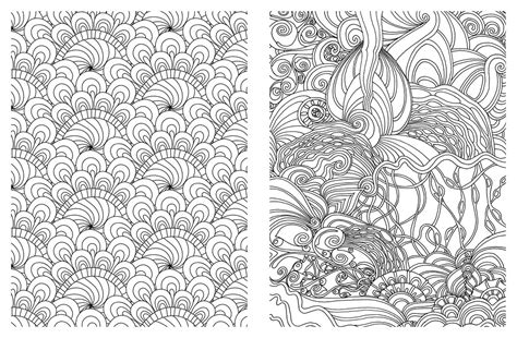 Coloring Books For Adults by Posh Coloring Book Soothing Designs For