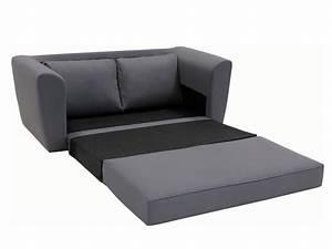 Canape Convertible 2 Places : canap 2 places le bon compromis en terme de confort et budget ~ Teatrodelosmanantiales.com Idées de Décoration