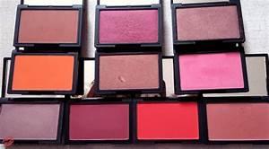Brown, Girl, Makeup, Musings, Sleek, Blush, Swatches
