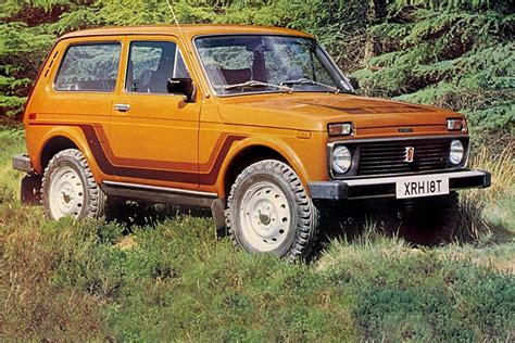 lada niva lada niva classic car review honest