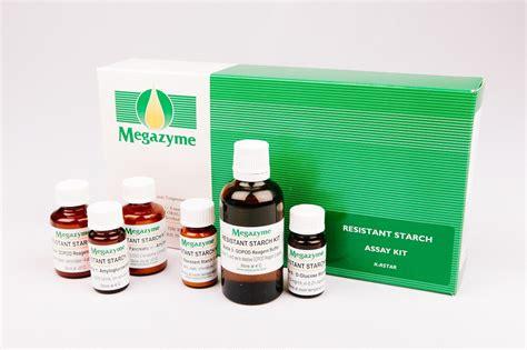 Resistant Starch Assay Kit - Measurement Analysis   Megazyme