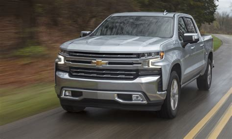 2019 Gmc 4 Cylinder by 2019 Silverado Gains New 4 Cylinder Turbo Active Fuel