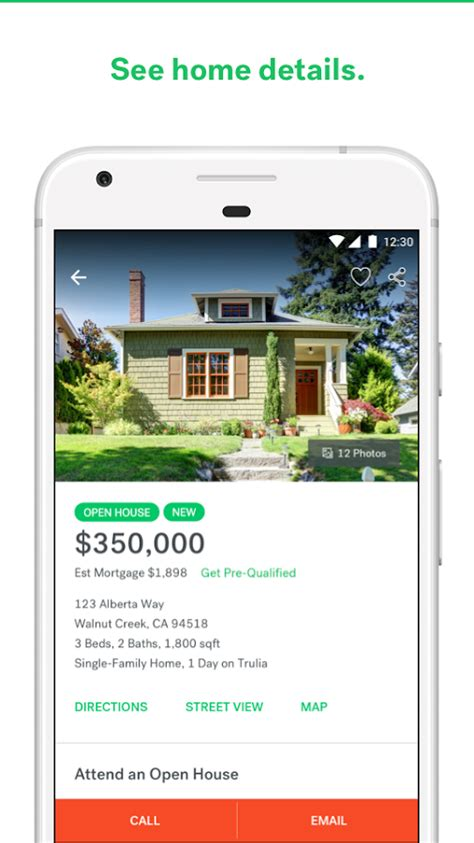 trulia real estate rentals android apps  google play