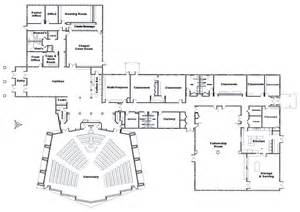 Church Plan Inspiration by Church Floor Plans 126 P In Inspiration