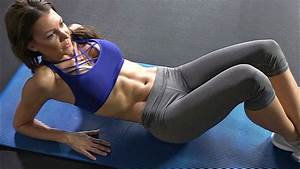 Sexy Six-pack Abs Workout For Women
