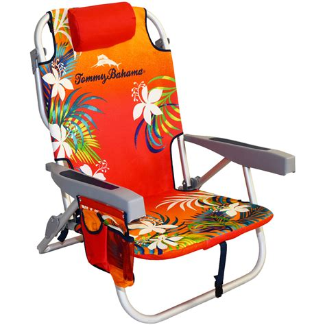 Bahama Outdoor Folding Chairs by Bahama Backpack Cooler Chair Orange Marlin