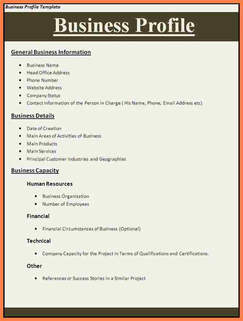 How To Make A Company Profile Template by 5 Sle Of A Company Profile Pdf Company Letterhead