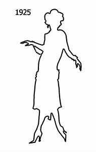 Girl Outline Clip Art - Cliparts.co