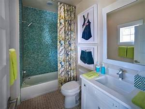 Boy's Bathroom Decorating: Pictures, Ideas & Tips From