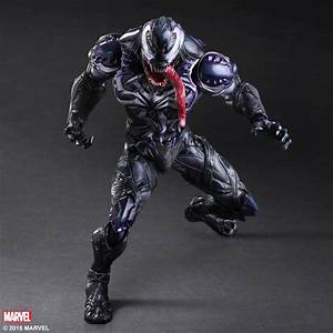 MARVEL UNIVERSE VARIANT PLAY ARTS KAI Designed By