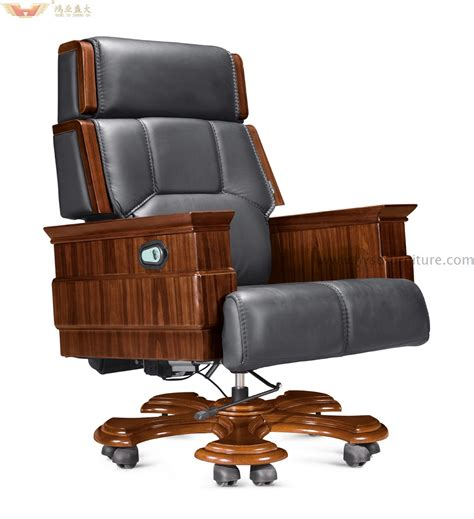 New Design Executive Commercial Leather Office Chair A
