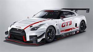 2018 Nissan GT R Nismo GT3 Factory Racer Refined The Drive